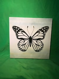 Beautiful Butterfly Stencil Painting  Garden City, 11530