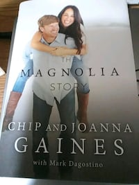 The magnolia story (book) McAllen, 78501