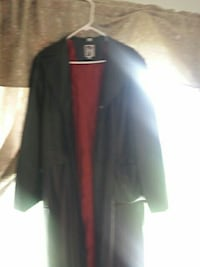 black leather coat Red Deer, T4N 5N9