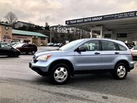 Team West Auto Group 2008 Honda CR-V LX 4WD Local No accident One owner Low km clean crv Coquitlam