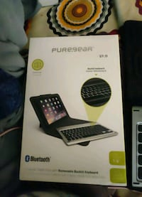 Puregear Tablet Folio with Removable Kwyboard