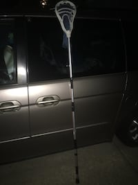 Defense lacrosse stick only 25 Firm.