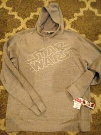 STAR WARS HOODIE NEW W TAGS Mobile, 36695