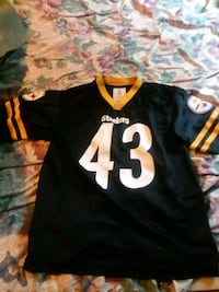 black and yellow NFL jersey Martinsburg, 25404