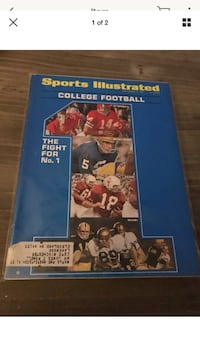 Vintage sports illustrated issues have tons Maple Heights, 44137