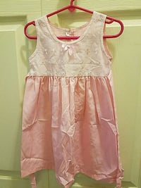pink dress 1-2 yrs North Potomac, 20878