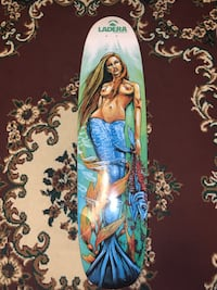 Mermaid Ladera Longboard