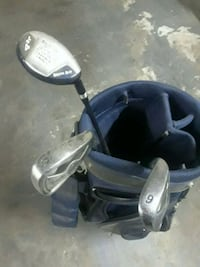 black and gray golf club set Bakersfield, 93306