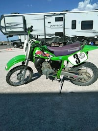 Kawasaki KX 60 runs excellent new up grades Henderson, 89044
