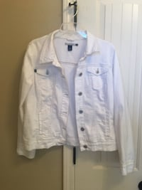 White button-up jacket Raeford, 28376