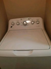 white top-load clothes washer Grand Prairie, 75052