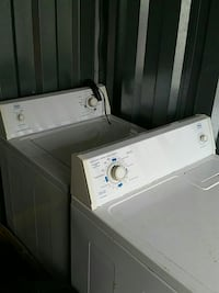 Whirlpool Washer & Dryer Set (Negotiable)