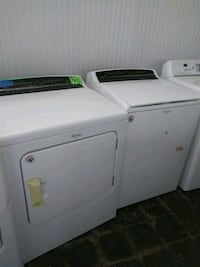 Whirpool Top load washer and dryer set Baltimore, 21223
