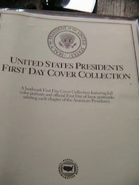 US STAMP PRESIDENTIAL FDC'S (FIRST DAY COVERS)  TO LBJ Brunswick