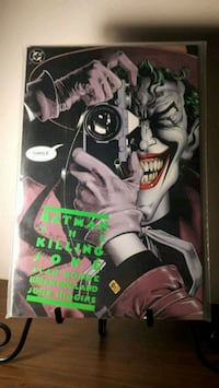 First edidtion Batman the Killing Joke 1988 3768 km
