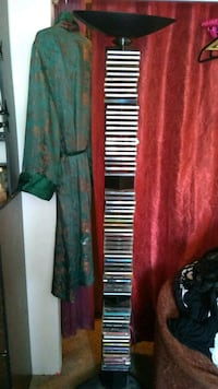 Cd tower/lamp with cds included