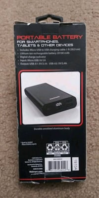 Black web power bank  Westminster, 92683