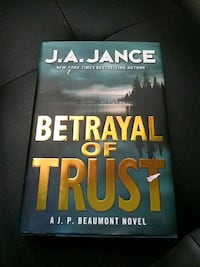 BETRAYAL OF TRUST book Annandale, 22003