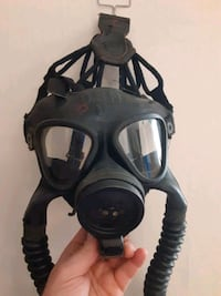 Very Cool Vintage,1944,,NSN Gas Mask,mark 3 Chicago, 60641