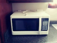 white and black microwave oven Norfolk, 23504
