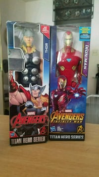 Marvel Avengers Thor & Iron Man Yorktown Heights, 10598