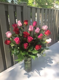 18 multicolored roses! Make someone feel special Rockville, 20852