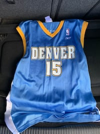 Large mesh Reebok Carmelo Anthony Nuggets Jersey Edgewood, 21040