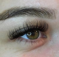 Eyelash Extensions by a Certified Lash Tech Brampton, L6V 4H8