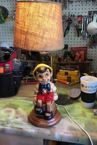 Pinocchio lamp Clifton, 20124