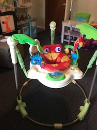 Rain forest jumperoo Linthicum Heights, 21090