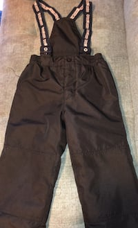 5T Black Snowpants  Vaughan, L4L 0G7