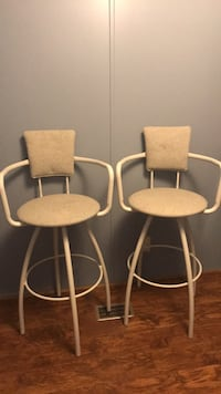 Used Bar Stool Set Of Two For Sale In Wendell Letgo