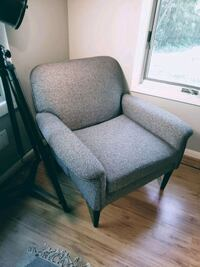 West Elm MCM lounge chair Falls Church, 22042