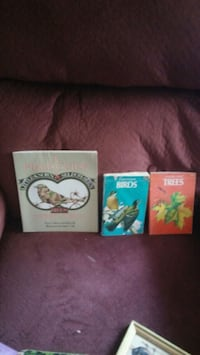 Vintage Bird Books