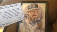 Wade Boggs lithograph  Norwood, 45212