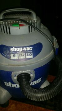 blue and white Shop-Vac vacuum cleaner Louisville, 40214