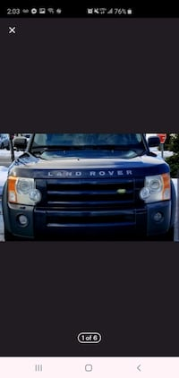 Land Rover - Discovery - 2008 Laval