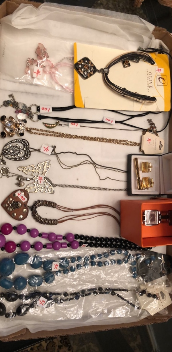 Costume Jewelry from $1