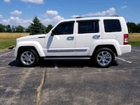 2010 Jeep Liberty limited 104k Wyoming