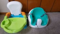 Baby eating chairs, selling in pairs, in very good Beaverton, 97006
