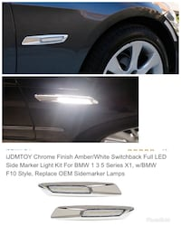BMW 1 / 3 series side markers  Toronto