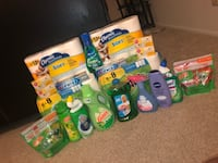 assorted toiletries and toiletries lot Southfield, 48034