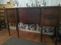 brown wooden buffet table Annandale, 22003