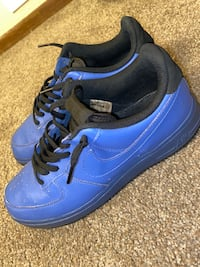Air Force 1 blue size 10