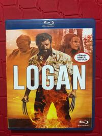Logan hugh jack man BLU RAY.