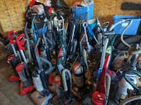 Vacuums $15 each or take all for $200 Edmonton, T5G 2Y2