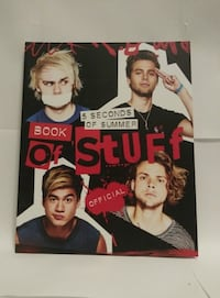 5sos Book Of Stuff Official