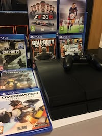 PlayStation 4Bundle Boxed With Games Warrington, WA4 1RW