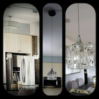 Gorgeous SET of Pendant lights! Only $40!! Vaughan, L6A 1C6