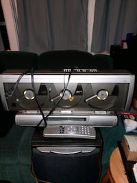 Aiwa 3 disc cd and am/fm stereo system